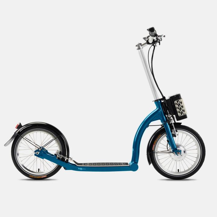 Swifty Zero E Scooter Blue Variant