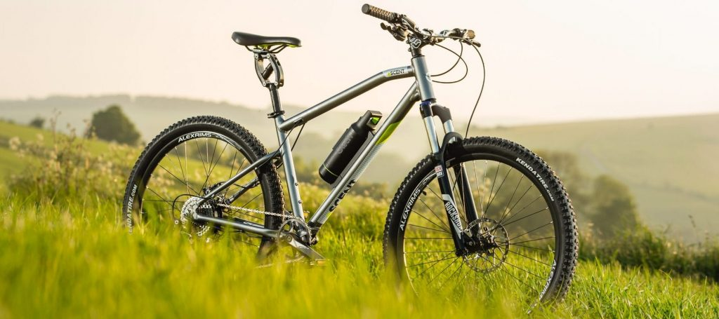 Escent Mountain Bicycle Trail