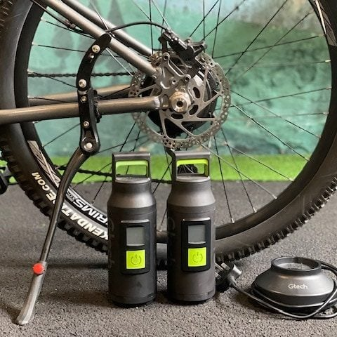 Escent Mountain Ebike – With 2 Spare Batteries