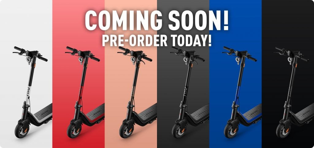 K Series Kick Scooter Coming Soon