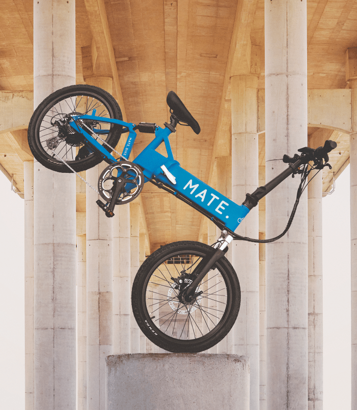Mate City Best Electric Bike Promotion