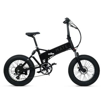 Mate X Electric Bike 750WBlack