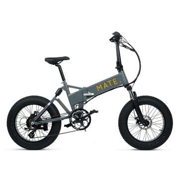 Mate X Electric Bike 750W Dark Grey