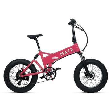 Mate X Electric Bike 750WLight Pink