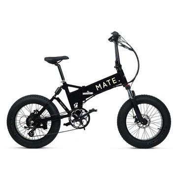 Mate X Electric Bike 750W Midnight Black