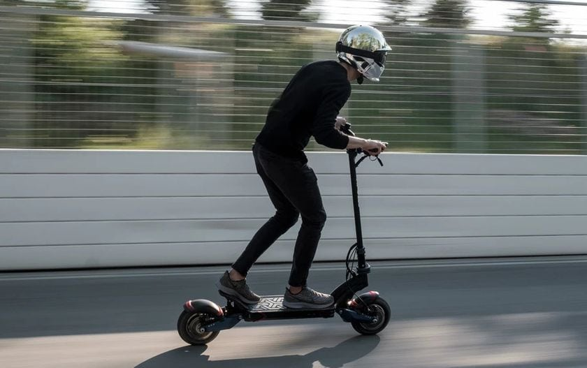 40 Mph Electric Scooter