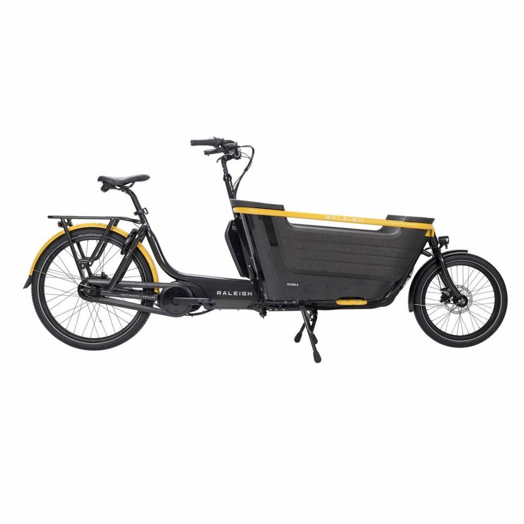 Raleigh Stride 2 E Cargo Bike