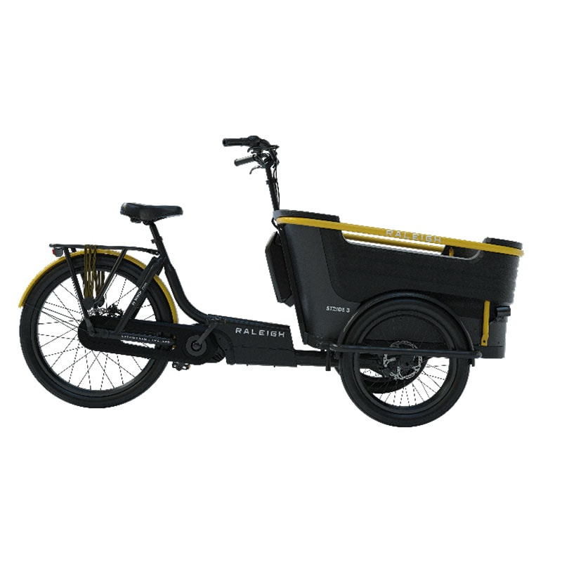 Raleigh Stride 3 Cargo Tricycle