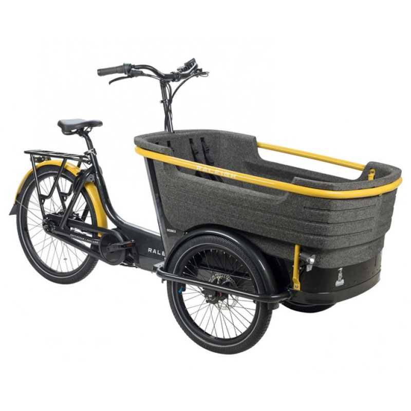 Raleigh Stride 3 Cargo Tricycle 1