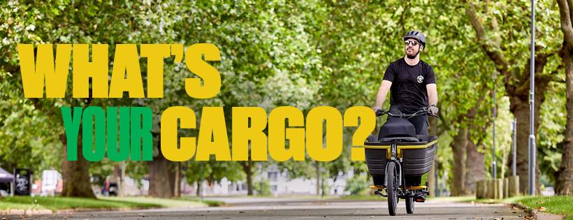 Raleigh Stride Affordable Cargo Bike