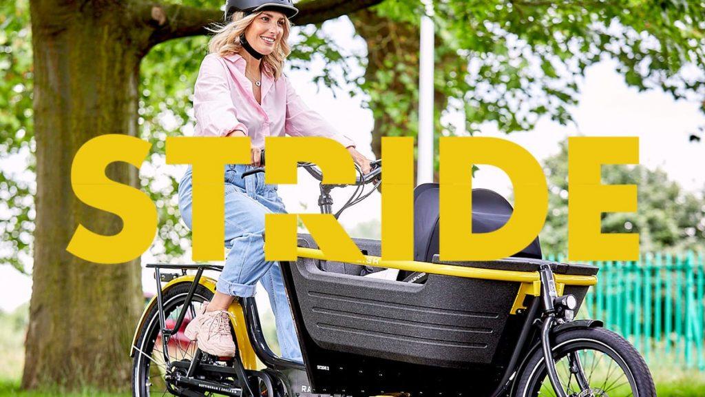 Raleigh Stride Cargo