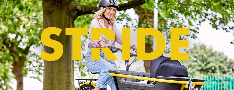 Raleigh Stride Family Cargo Bike