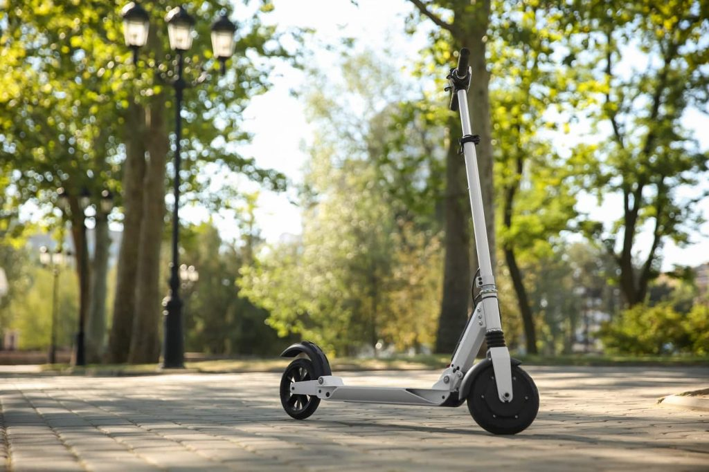 Eco Friendly Electric Scooters