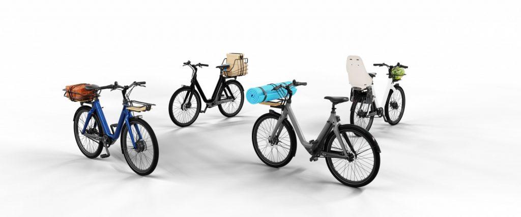 Muto Multipurpose Electric Bike