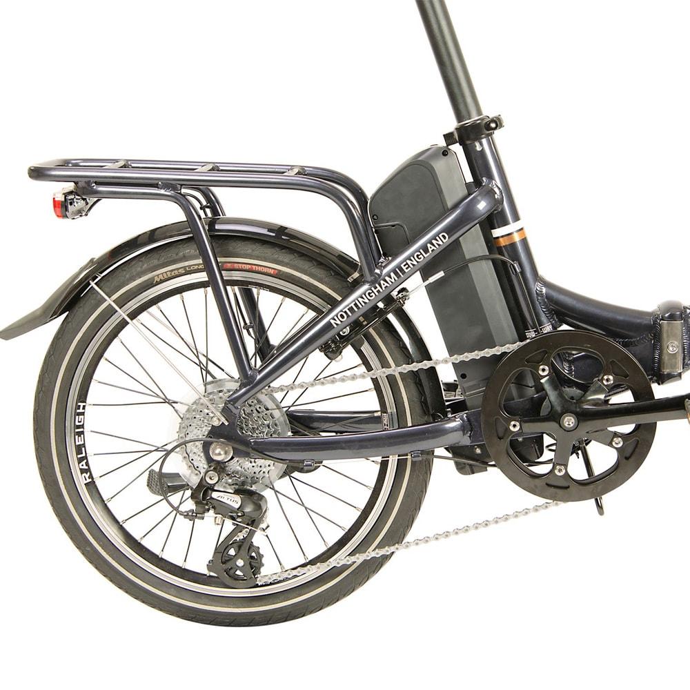 Foldable E Bicycle 2