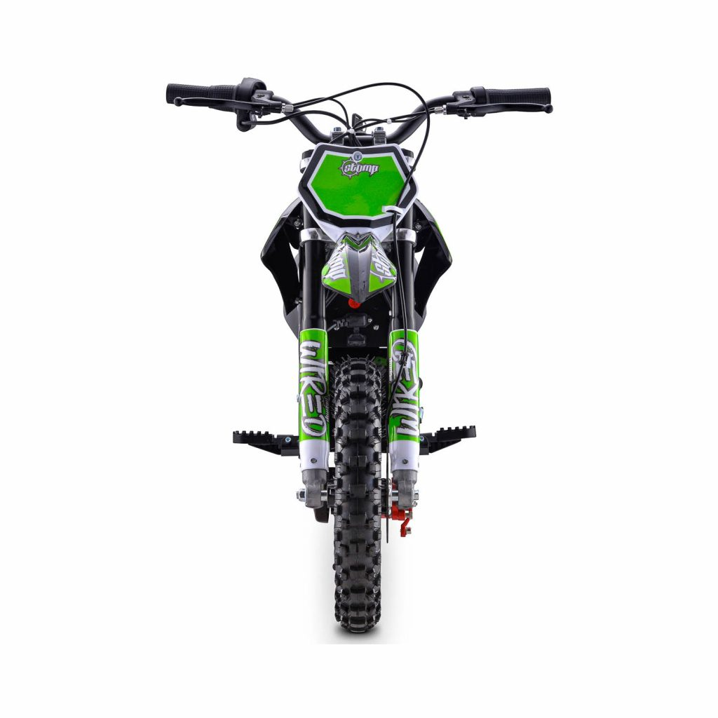 Stomp Eco Dirt Bike Green