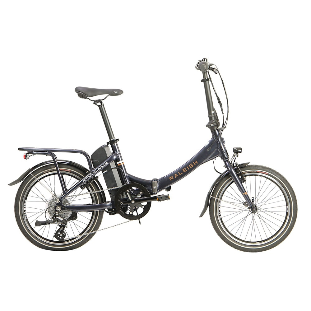 Stow E Way Raleigh Bicycle 2