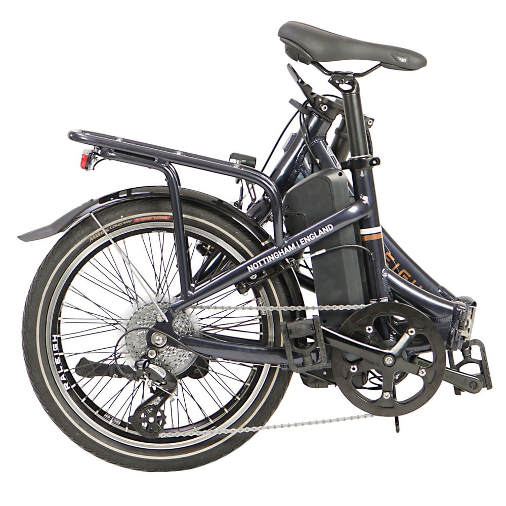 Stow E Way Raleigh Bike Bristol