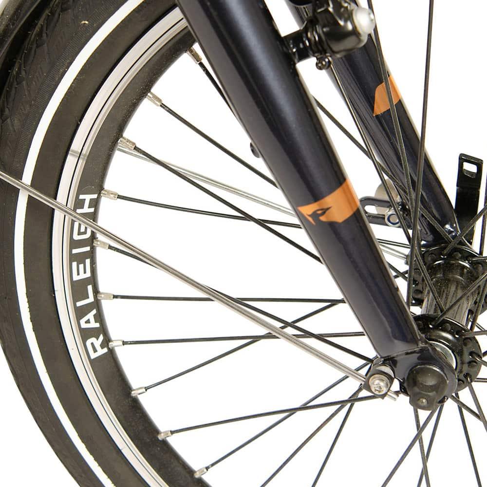 Stow E Way Raleigh Wheel