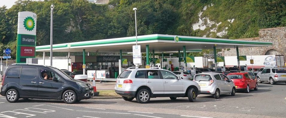 The Solution To The Uk Fuel Shortage