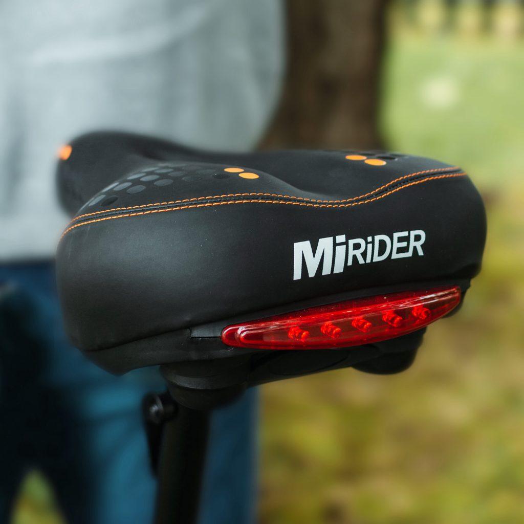 Mirider Comfort Gel Saddle Accessory