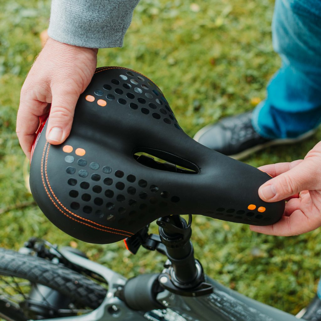 Mirider Comfort Gel Saddle Fitting