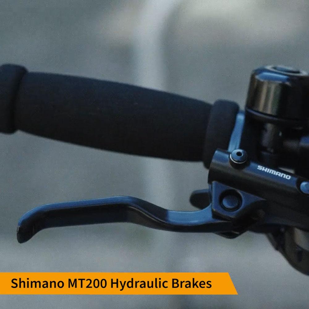 Shimano Mt200 Hydraulic Brakes