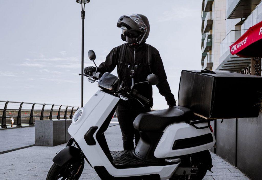 Cargo Bike Moped Rental
