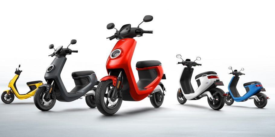 Cbt Electric Moped Training School