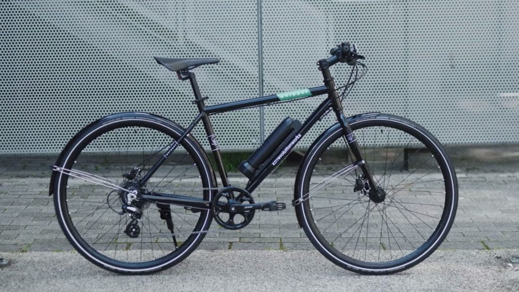 Whippet Ebike Is Light And Nimble